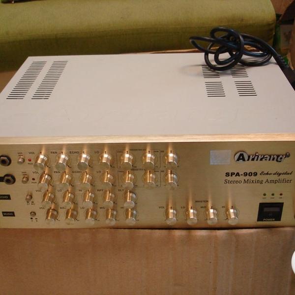 Amply Karaoke Arirang SPA 909 kiến tạo âm thanh chuẩn nhất