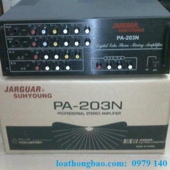 Amply jarguar PA 203N - Amply karaoke giá rẻ chất lượng cao
