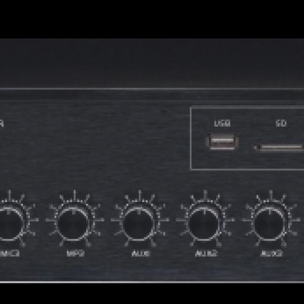 Amply OBT 6650 công nghệ Đức, công suất 650w, mẫu mã đẹp