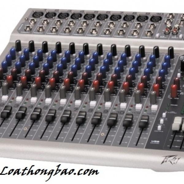 Giới thiệu sản phẩm bàn trộn Mixer PEAVEY PV14 USB