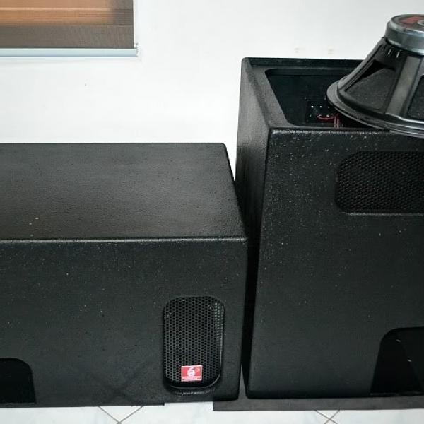 Loa hội trường SUB NEXO LS1500