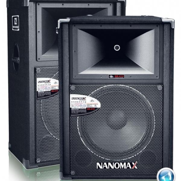 Loa hội trường Nanomax SK-403 giá rẻ chất lượng cao