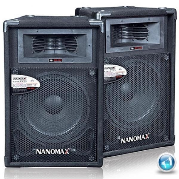Loa hội trường Nanomax SK-322 âm thanh hội trường chất lượng cao