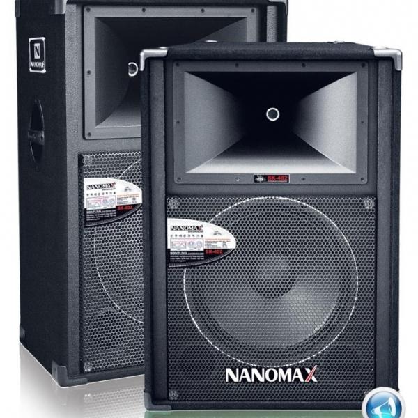 Loa hội trường Nanomax SK 500 công suất lớn