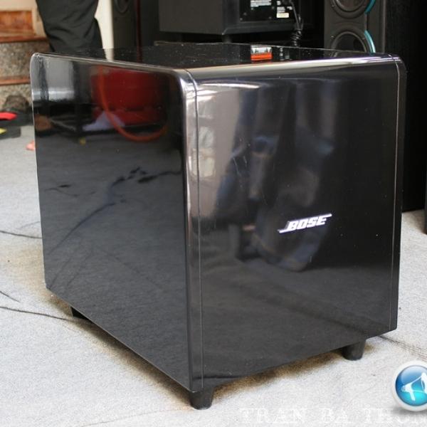Loa Sub Bose 1200 Loa siêu trầm cho dàn âm thanh chuẩn