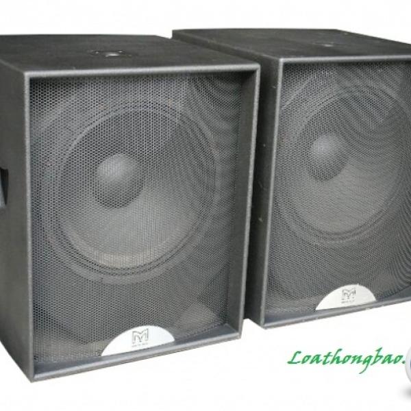 Loa sub hội trường Martin S18 âm thanh hoàn hảo