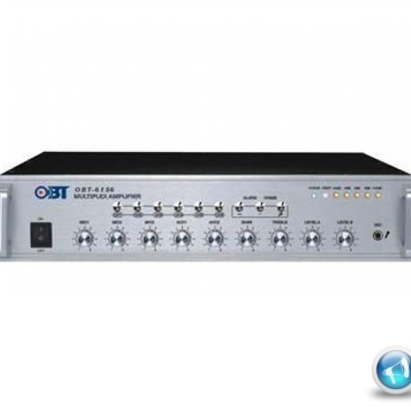 Amply chọn 6 vùng OBT-6256công suất 250w, công nghệ Đức