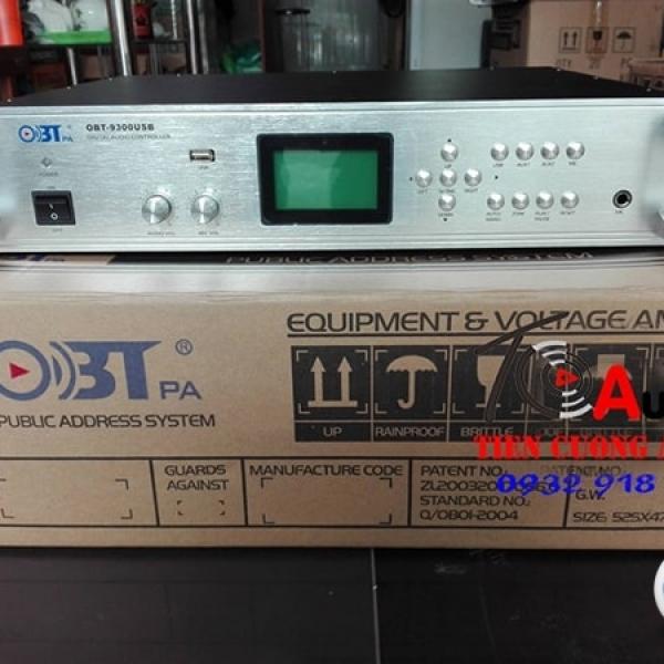 Bộ Báo Giờ Tự Động OBT 9300USB
