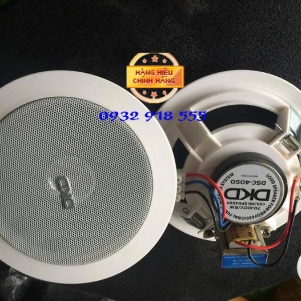 Loa âm trần DSC 4050 hàng nhập khẩu chất lượng cao, giá rẻ
