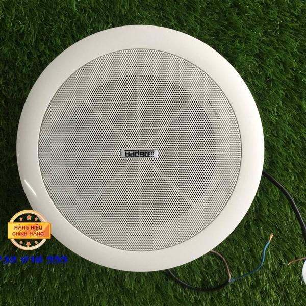 Loa âm trần DSP 2802 giá rẻ, chất âm thanh tốt, thẩm mỹ cao