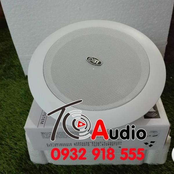 Loa âm trần OBT 808 công nghệ ĐỨC, bảo hành 3 năm, âm thanh hay