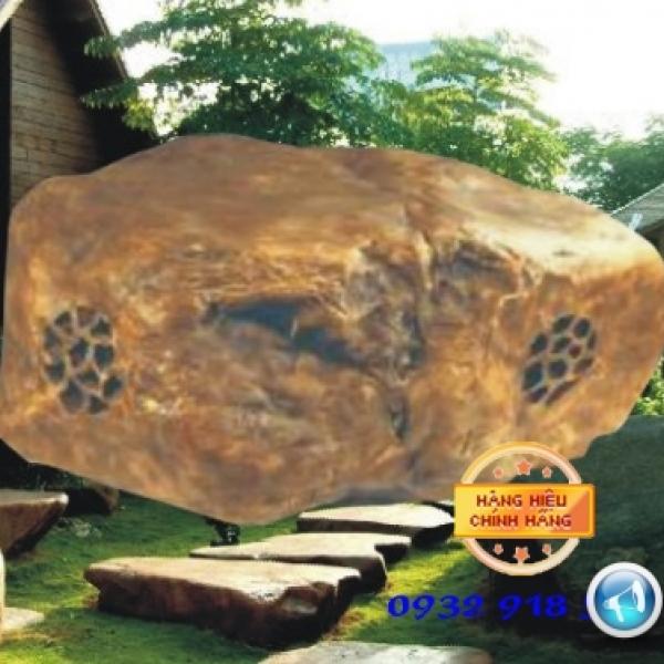 Loa giả đá OBT-1802M âm thanh hay, kiểu dáng độc đáo, giá thành rẻ