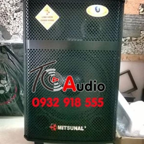 Loa Kéo Di Động Đa Năng Mitsunal M34 bảo hành 3 năm, giá tốt nhất thị trường