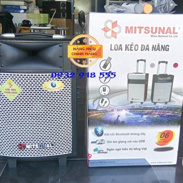 Loa kéo đa năng Mitsunal M12 Hàng Việt Nam, chất lượng cao