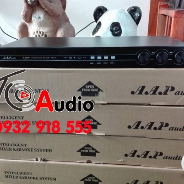 Vang số AAP K1000 thiết bị chống hú tốt nhất cho karaoke và hội trường